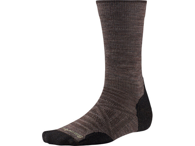 Smartwool PhD Outdoor Light Chaussettes, taupe